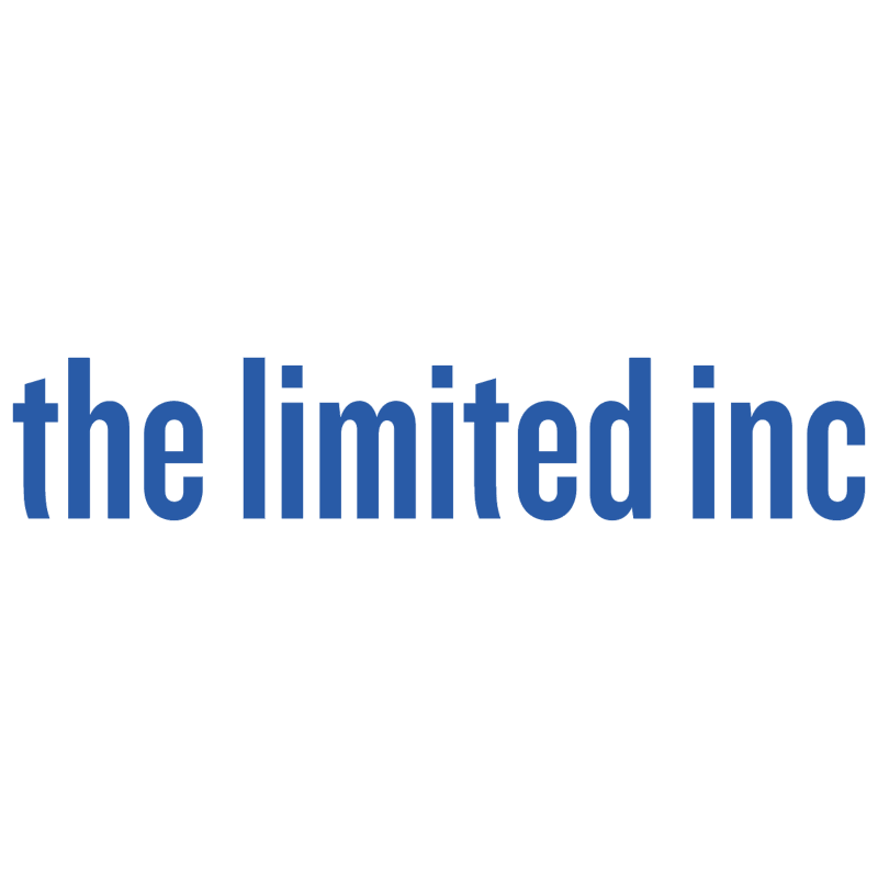 The Limited Inc vector logo