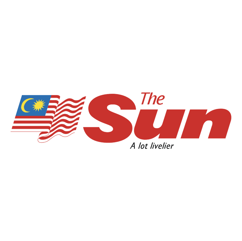The Sun vector logo