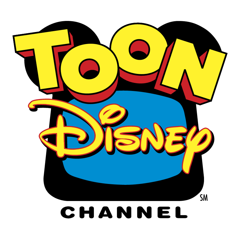 Toon Disney Channel vector logo