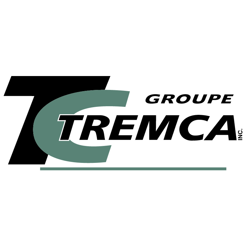 Tremca Groupe vector logo