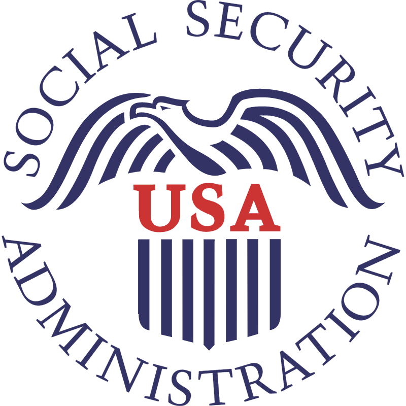 US Social Security Administration vector