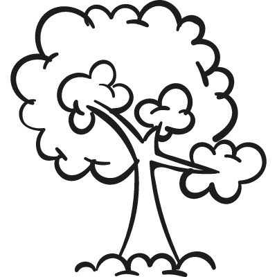 Tree vector logo