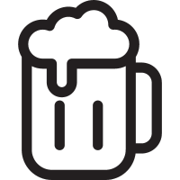 Jar of Beer vector