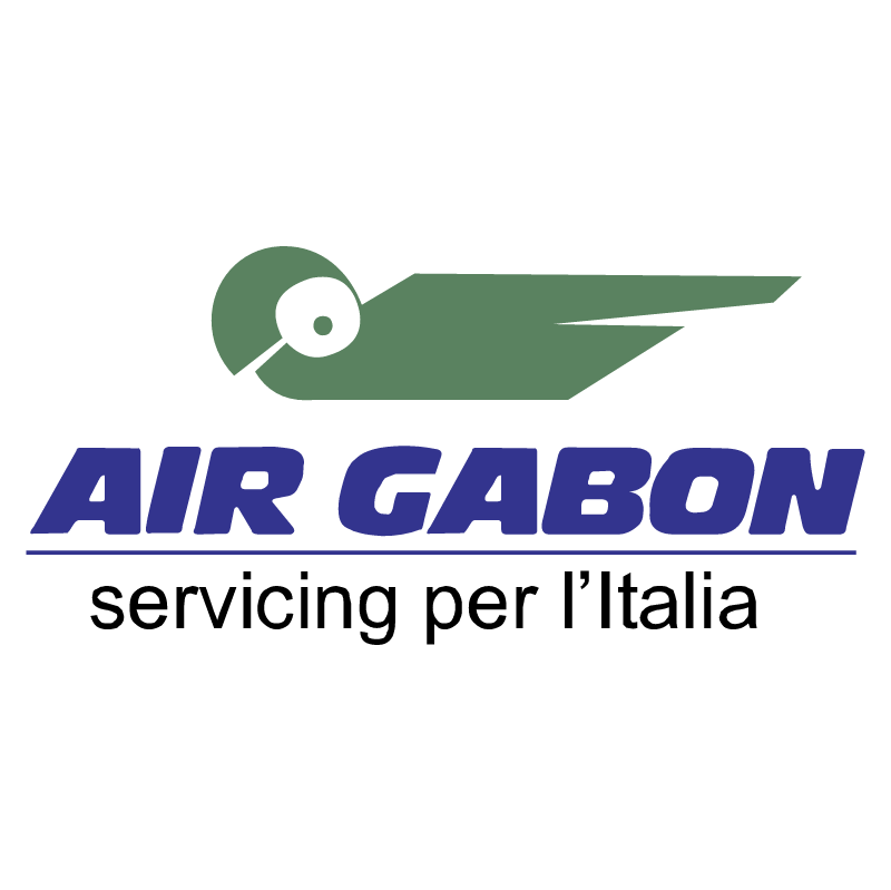 Air Gabon vector logo
