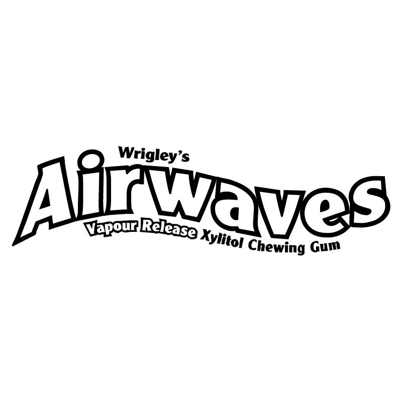 Airwaves vector logo