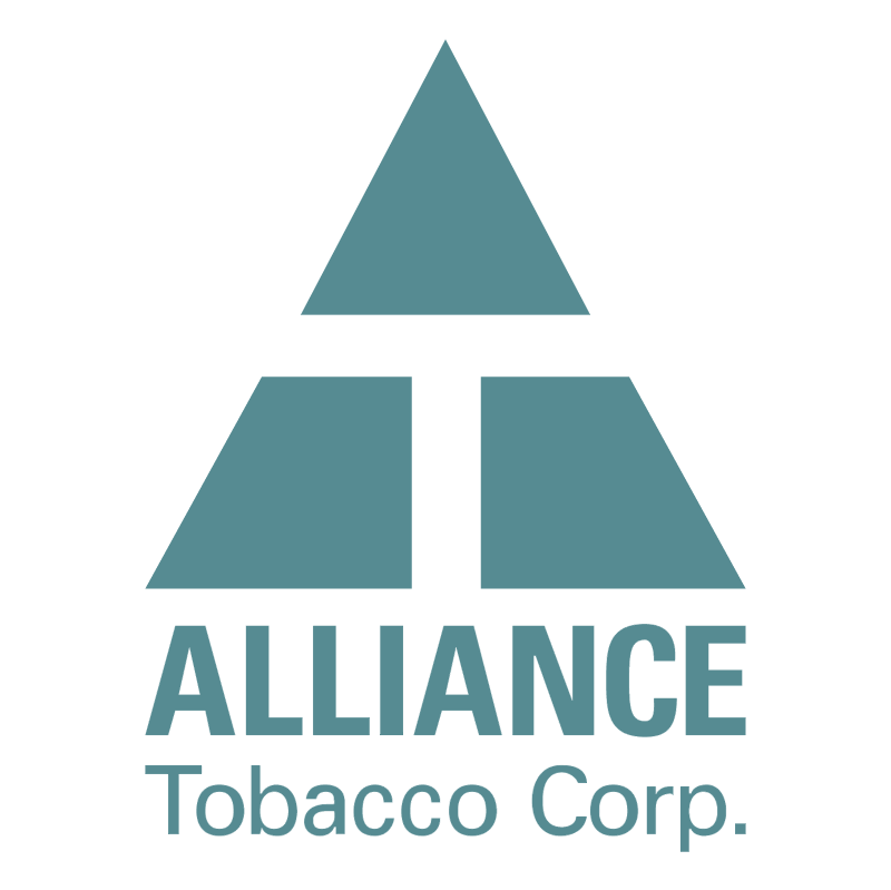 Alliance Tobacco vector logo