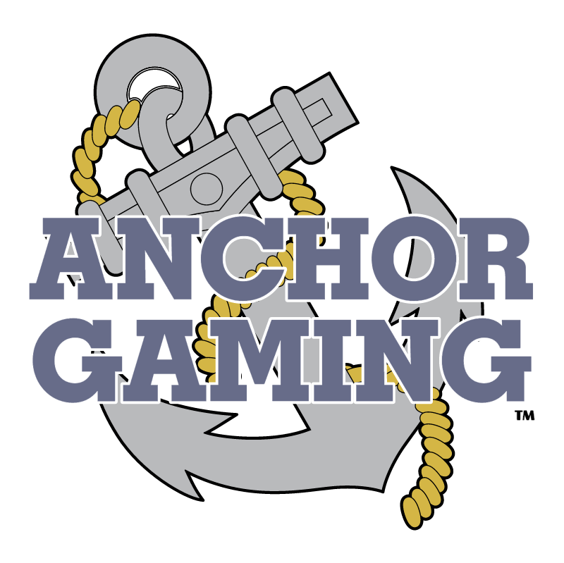 Anchor Gaming logo