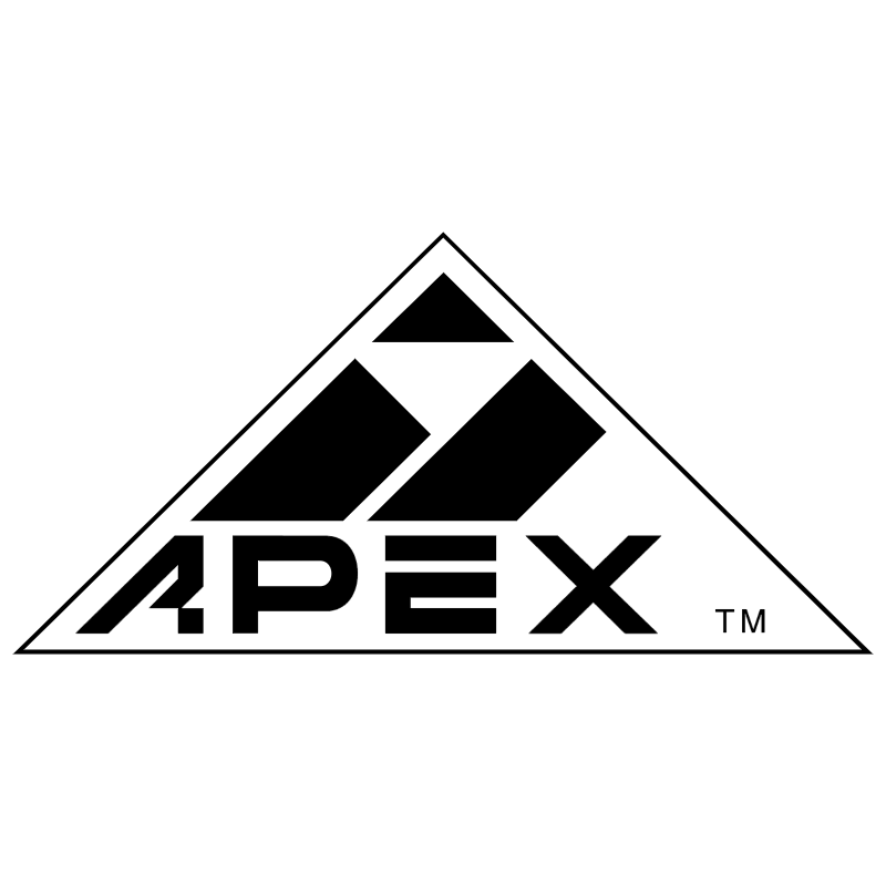 APEX 4468 vector logo