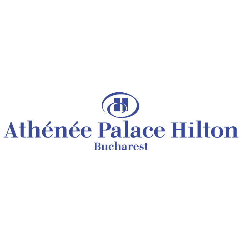 Athenee Palace Hilton vector