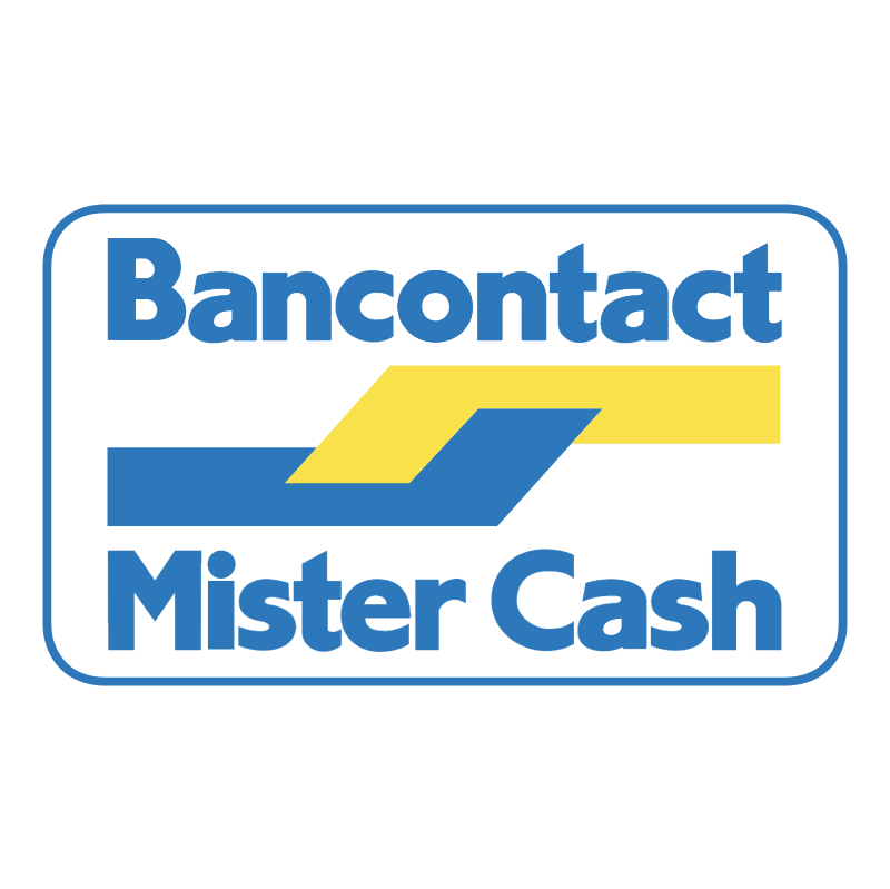 Bancontact Mister Cash 36037 vector