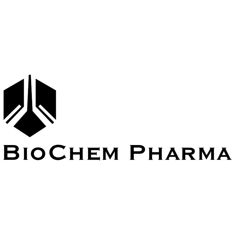 BioChem Pharma 887 vector logo