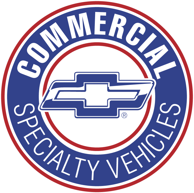 Chevy Specialty Vehicles 8939 logo