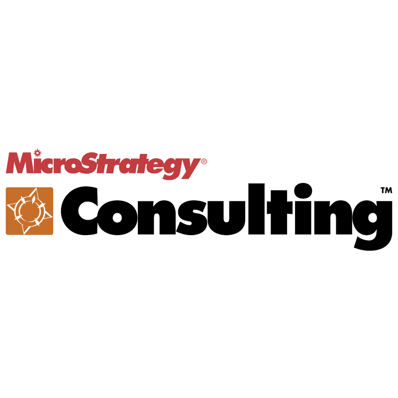 Consulting vector logo