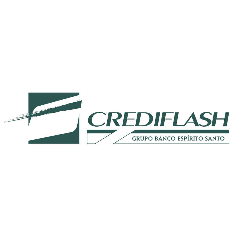 Crediflash vector