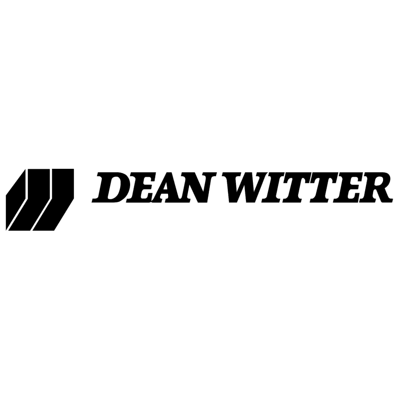 Dean Witter Securities vector