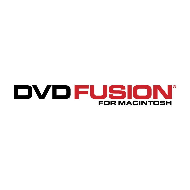 DVD Fusion For Macintosh vector