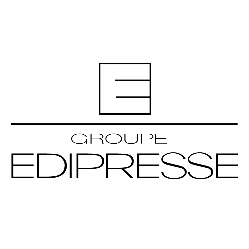 Edipresse Groupe vector