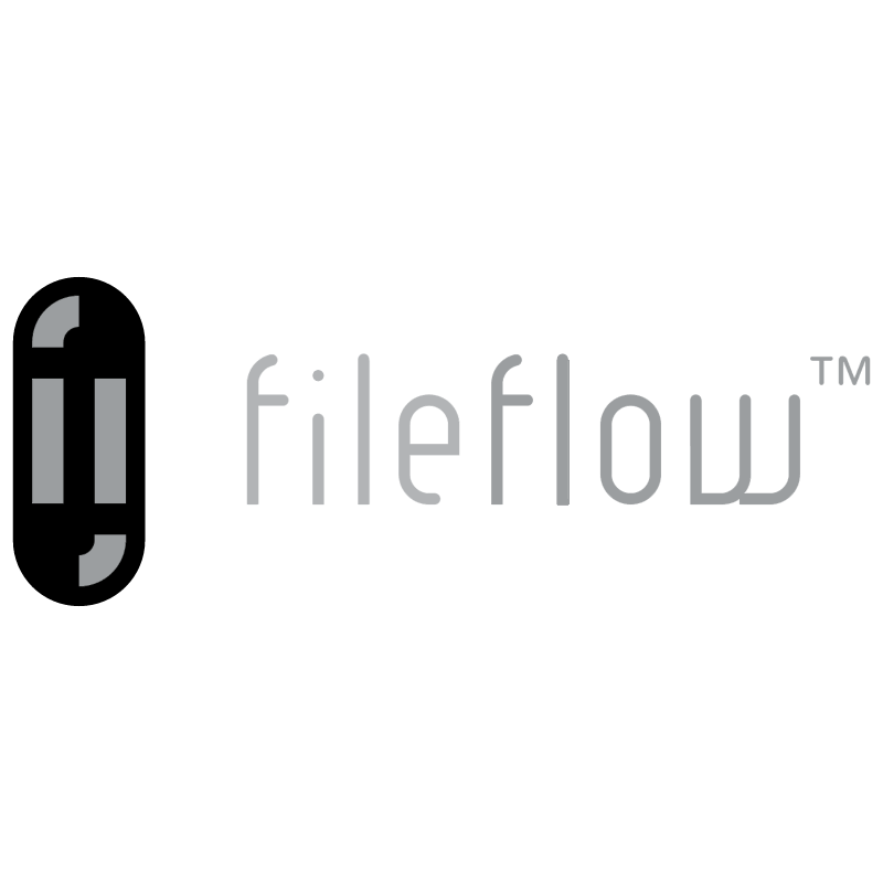 FileFlow vector logo