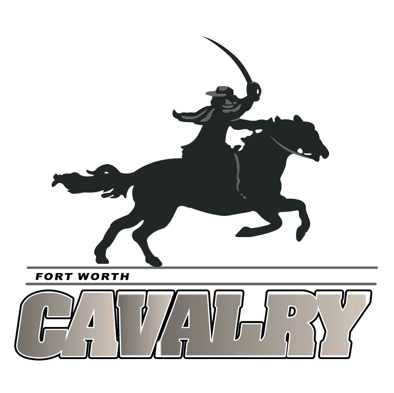 Fort Worth Cavalry vector