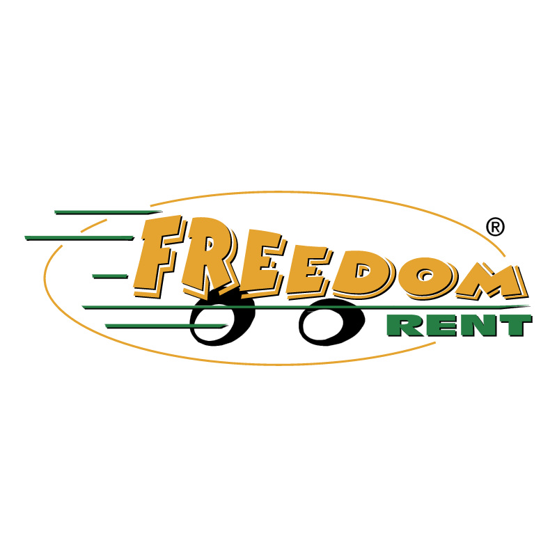Freedom Rent vector