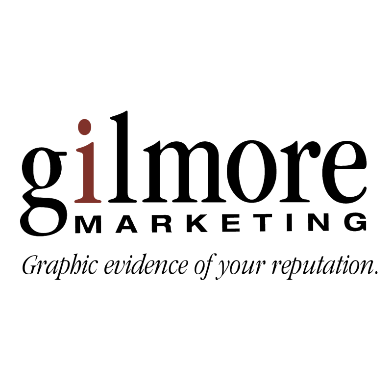Gilmore Marketing vector