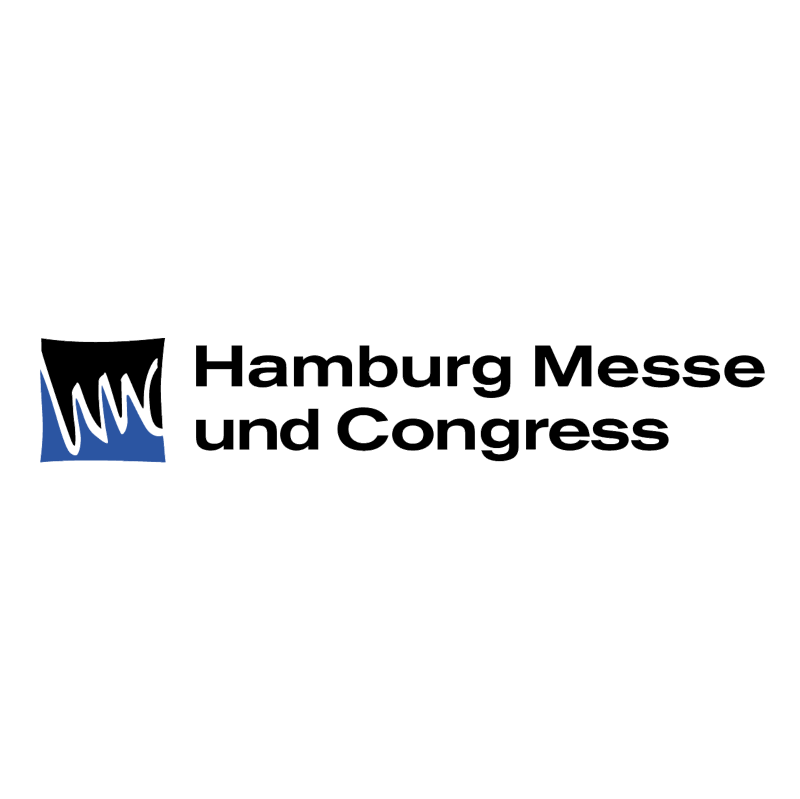 Hamburg Messe und Congress vector