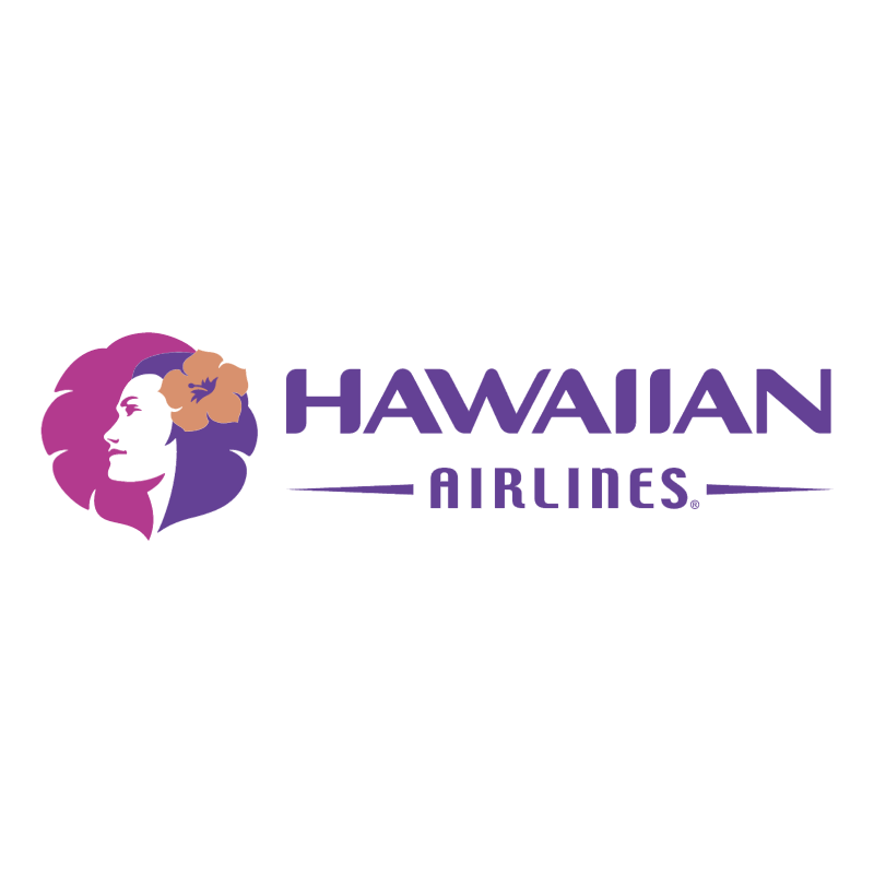 Hawaiian Airlines vector