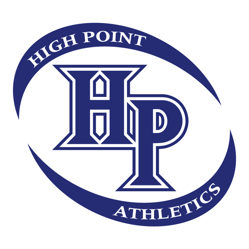 High Point Panthers vector