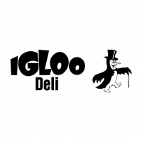 Igloo Deli vector
