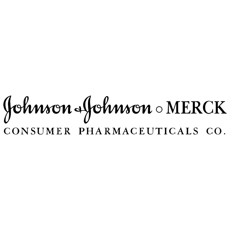 Johnson & Johnson Merck Consumer Pharmaceuticals vector