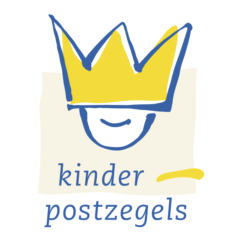 Kinderpostzegels vector