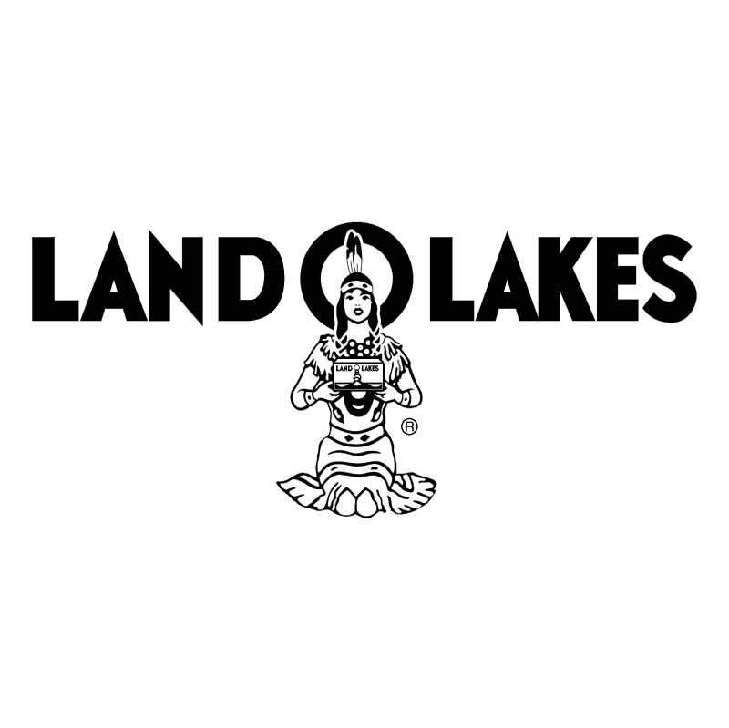 Land O'Lakes vector