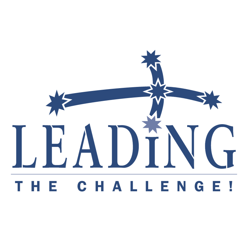 Leading The Challenge! vector logo
