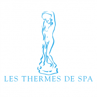 Les Thermes de SPA vector