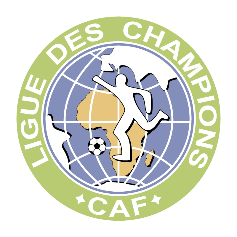 Ligue des Champions CAF vector