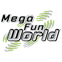 Mega Fun World vector