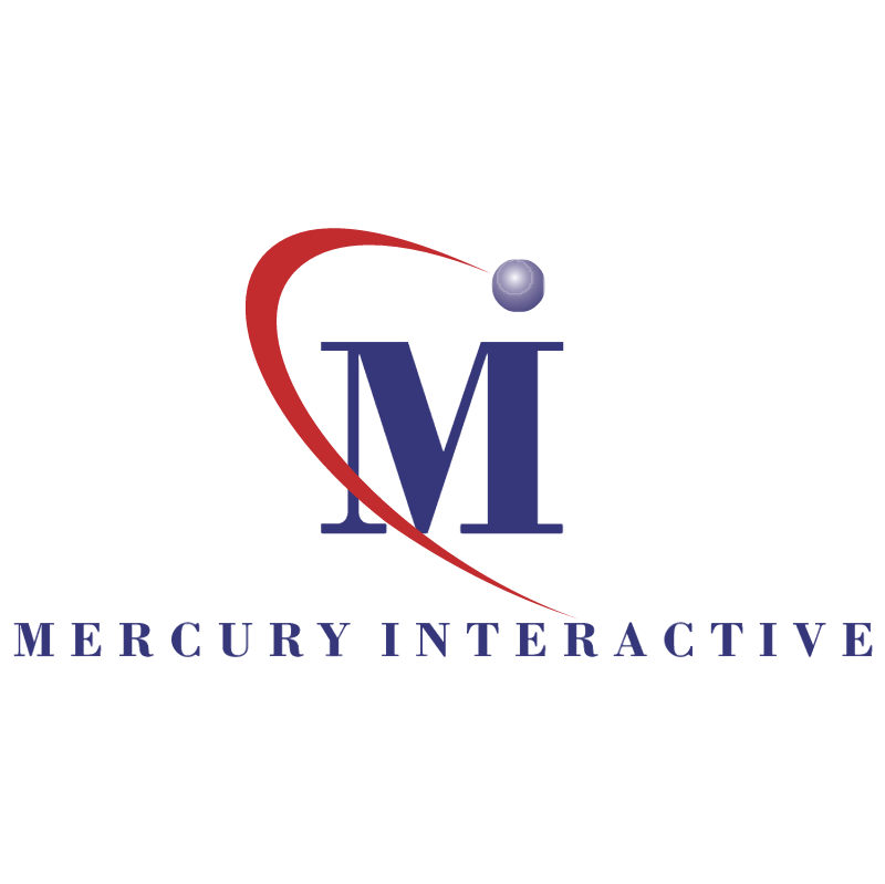 Mercury Interactive vector