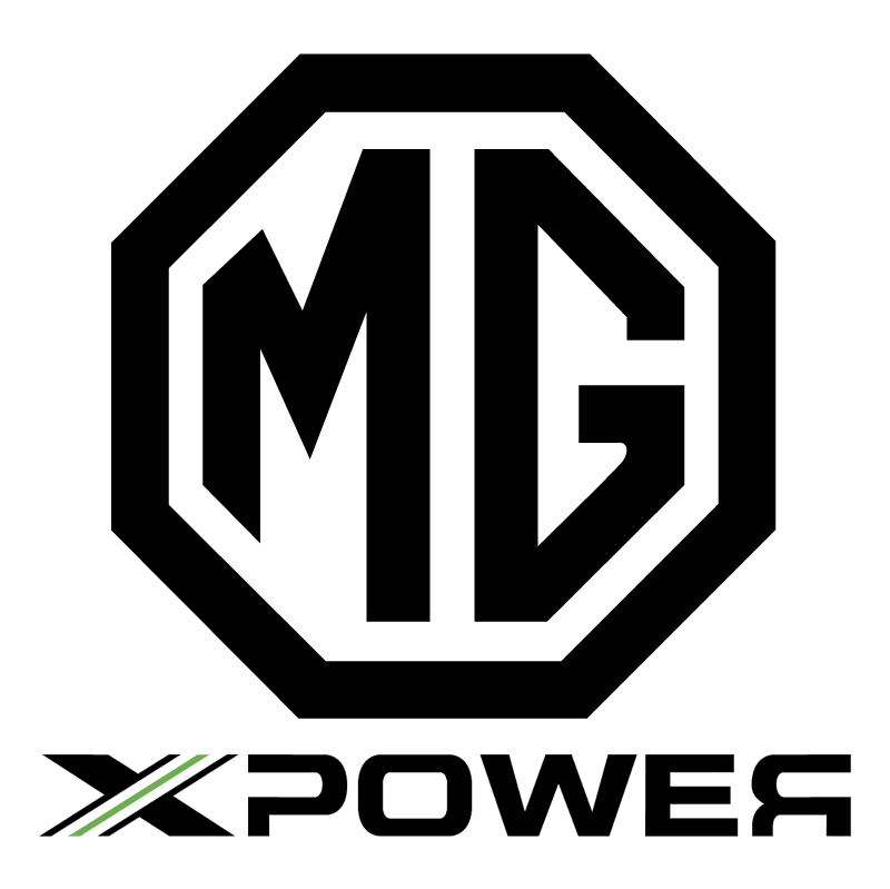 MG X Power vector