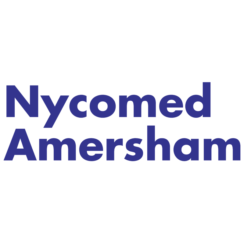 Nycomed Amersham vector logo