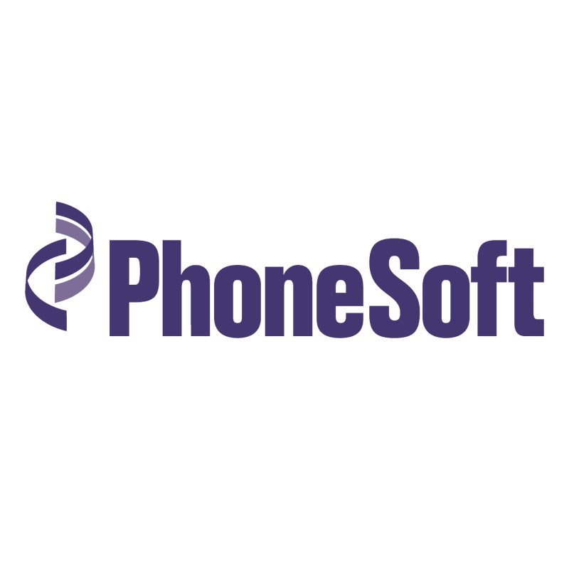 PhoneSoft vector logo