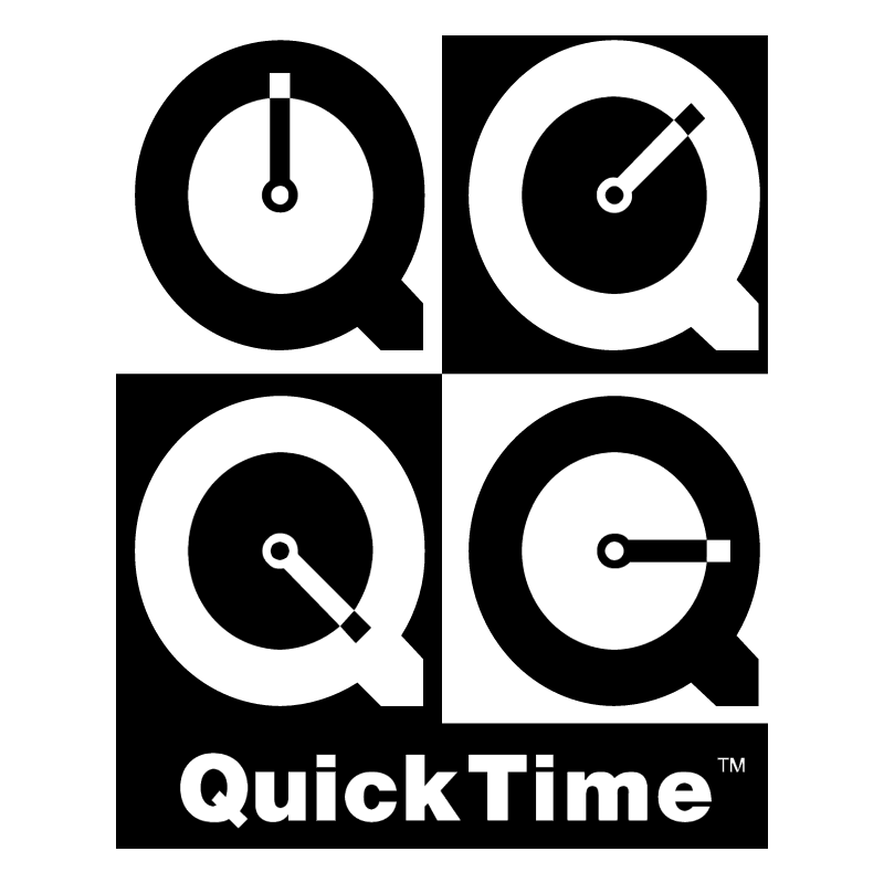 QuickTime vector logo
