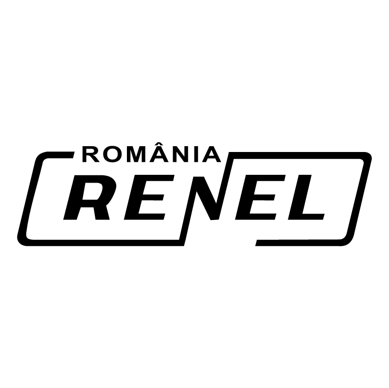 Renel Romania vector
