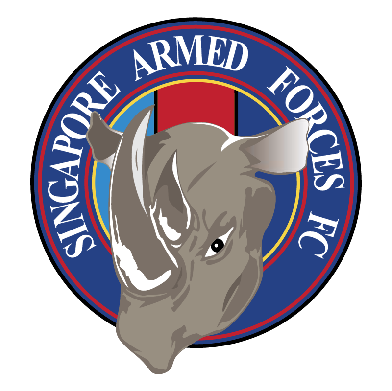 Singapore Armed Forces FC vector logo
