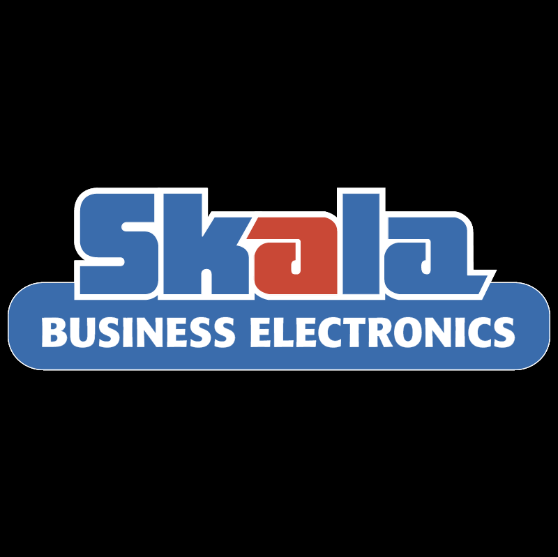 Skala Business Electronics vector