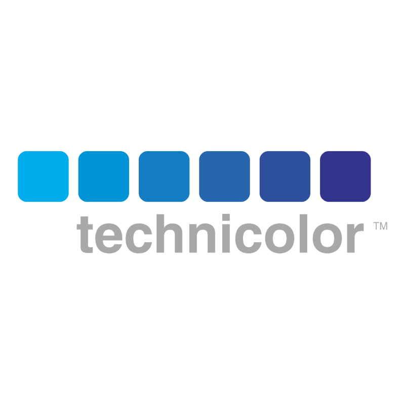 Technicolor Sound vector logo