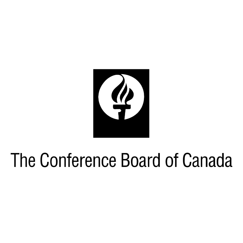 The Conference Board of Canada vector