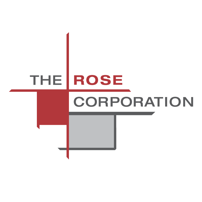 The Rose Corporation vector logo