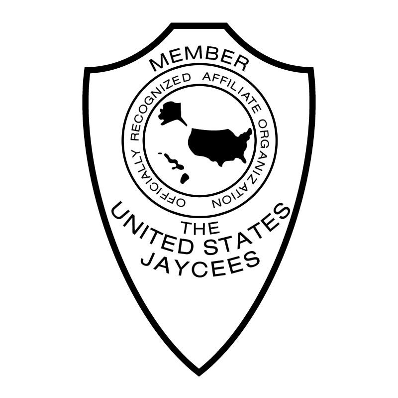 The United States Jaycees vector logo