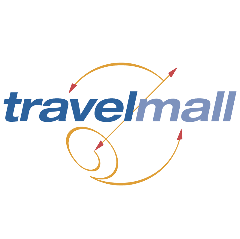 Travel Mall vector