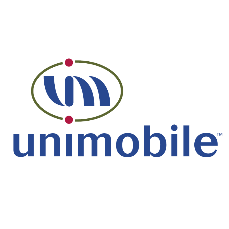 Unimobile vector logo